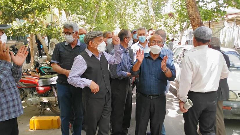 1.Mai 2021 - Iran