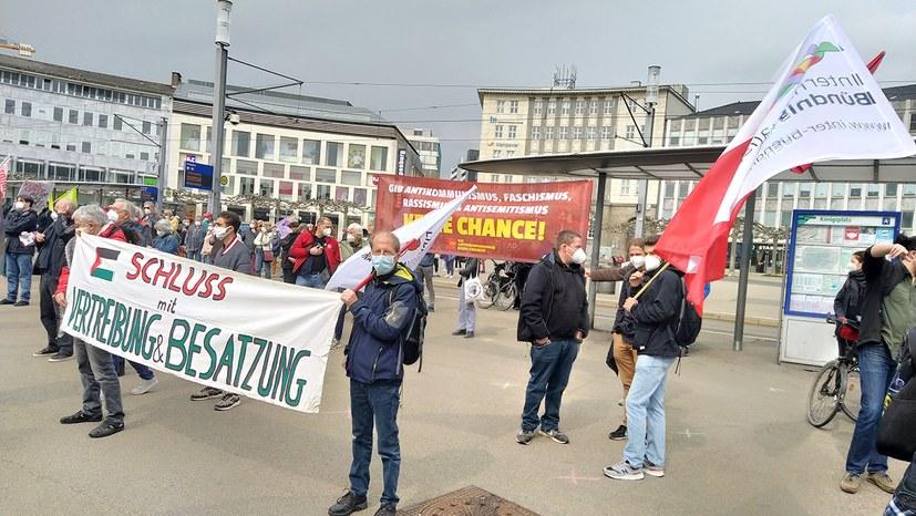 1.Mai 2021 - Kassel