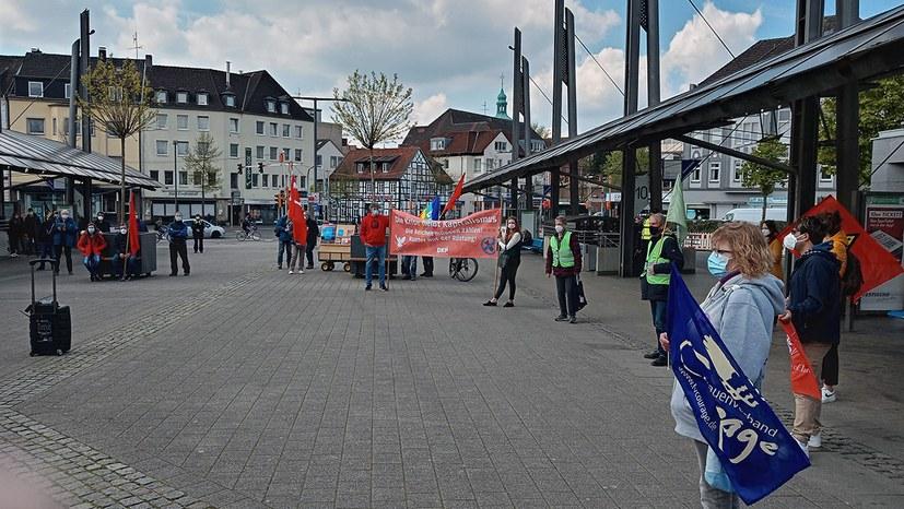 1.Mai 2021 - Recklinghausen