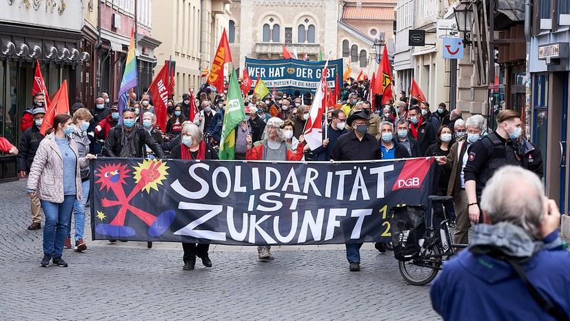 1.Mai 2021 - Braunschweig