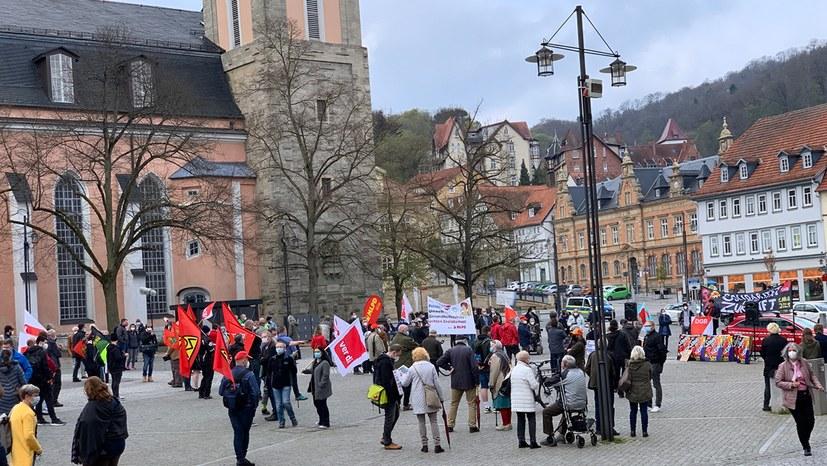 1.Mai 2021 - Eisenach