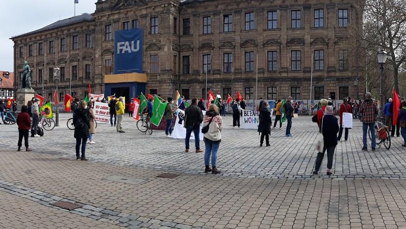 1.Mai 2021 - Erlangen