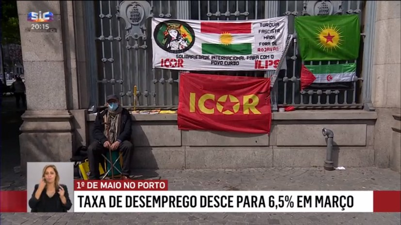1.Mai 2021 - Porto, Portugal