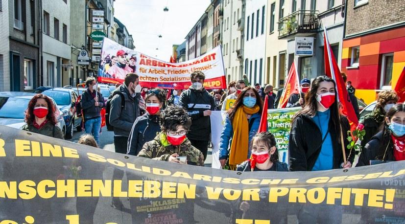 1. Mai 2021 - Krefeld