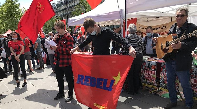 Redebeitrag des Rebell