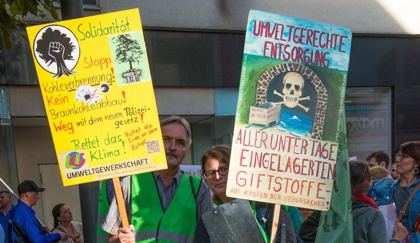Umweltgewerkschaft