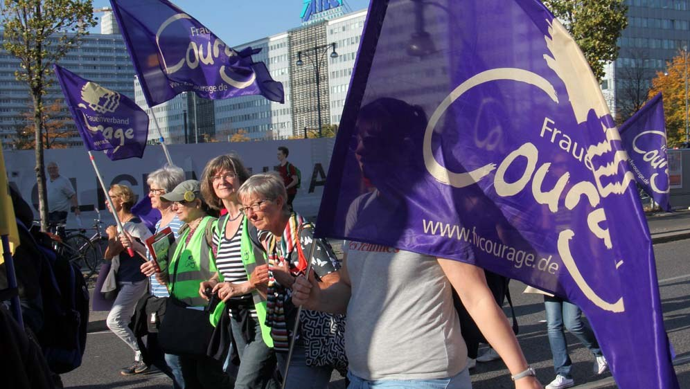 Frauenverband Courage