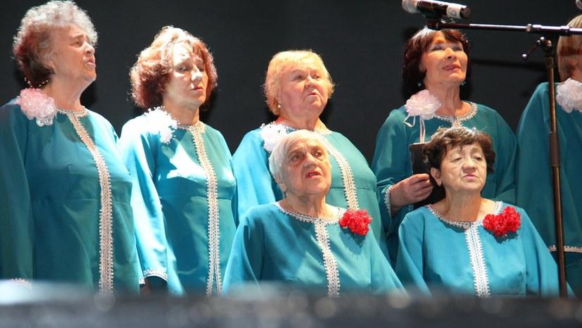 Ältere Sängerinnen