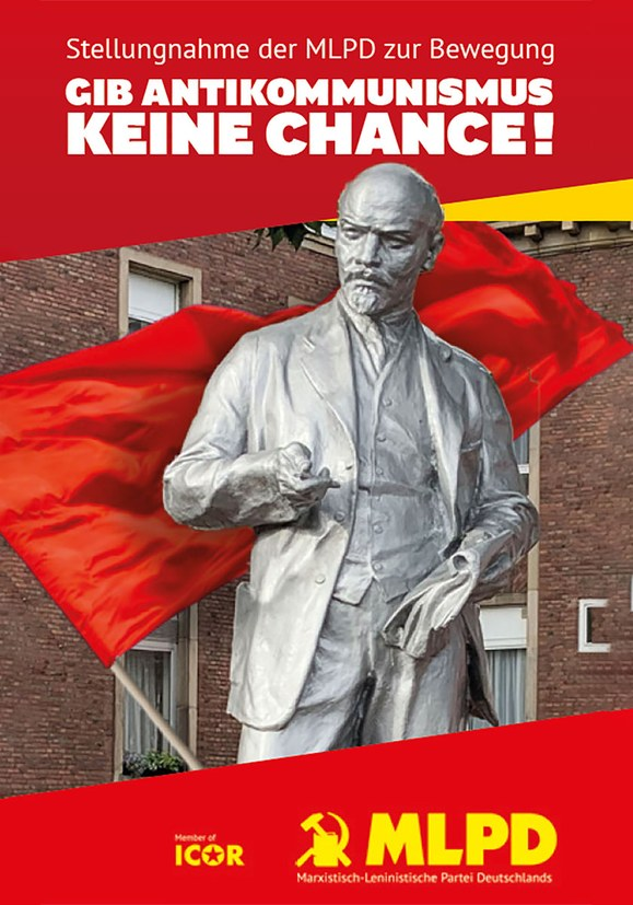 Gib Antikommunismus keine Chance