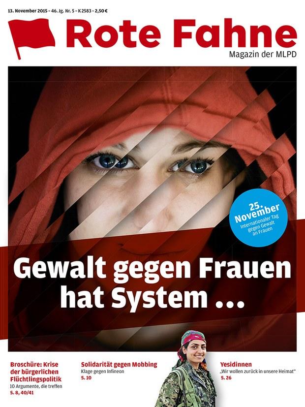 Rote Fahne 05/2015