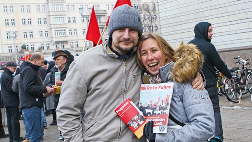 45 Prozent der Deutschen haben eine positive Meinung vom Sozialismus