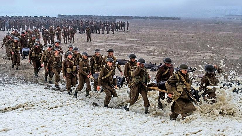 """""""Dunkirk"""" – spannend von der ersten bis zur letzten Sekunde"""