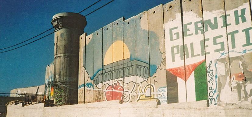 """Palästina: """"Wie Gefangene im eigenen Land"""""""