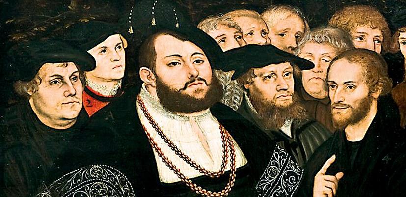 Martin Luther – Vom Rebell zum Fürstenknecht