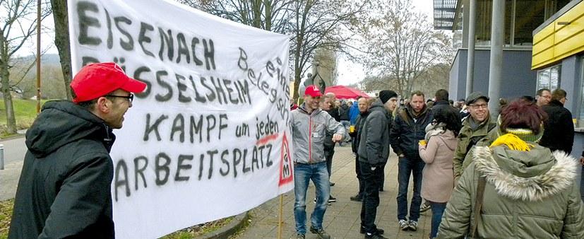 """Opel/PSA:  """"Anerkennung der Tarifverträge"""" durch Tavares war Betrug"""