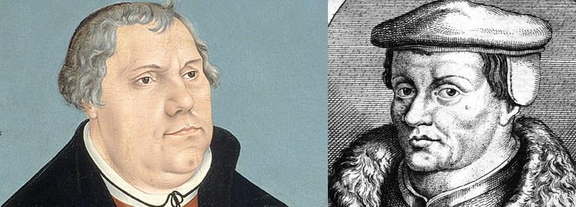 Martin Luther & Thomas Müntzer oder Die Einführung der Buchhaltung