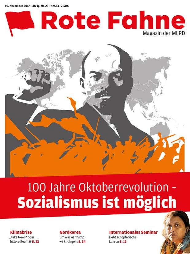Rote Fahne 23/2017