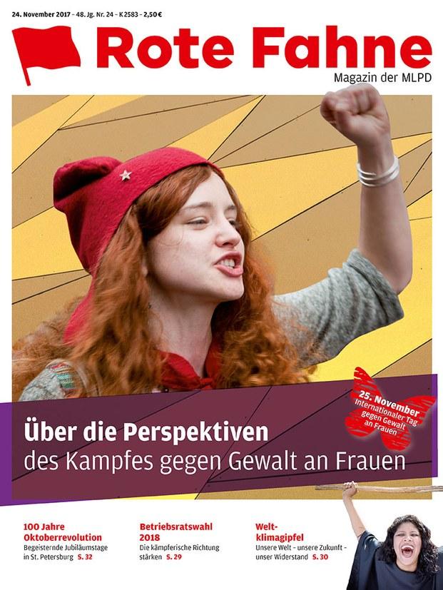 Rote Fahne 24/2017