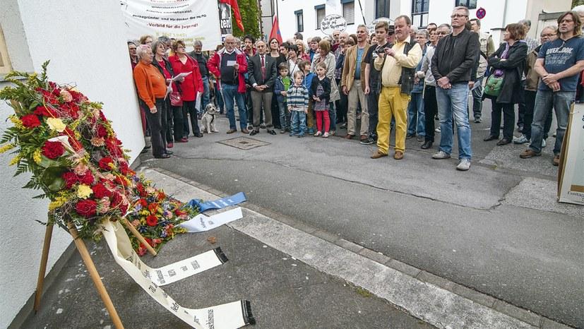 """DKP-Genosse Rolf Pflanz: """"Der Ausschluss von Willi Dickhut war nicht richtig"""""""