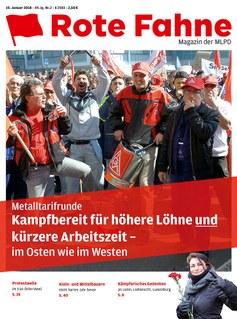 Rote Fahne 02/2018