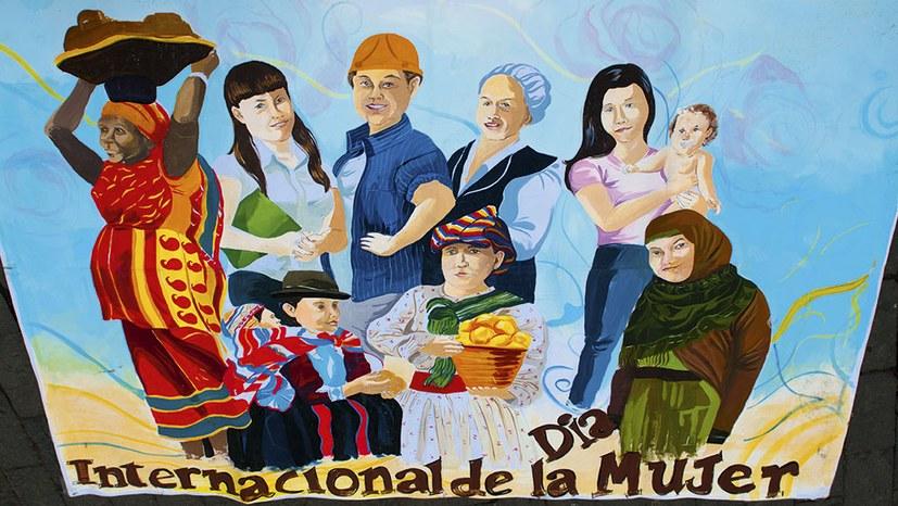8. März – Internationaler Frauentag