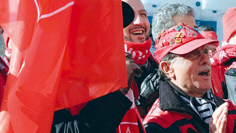 Daimler Untertürkheim: Polarisierte Betriebsratswahl