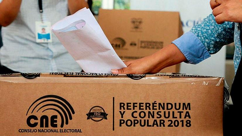Volksabstimmung in Ecuador: Niederlage für Ex-Präsident Correa