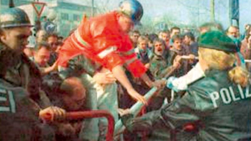 """Bergarbeiterstreik 1997: """"Überall war Aufruhr in den Revieren"""""""