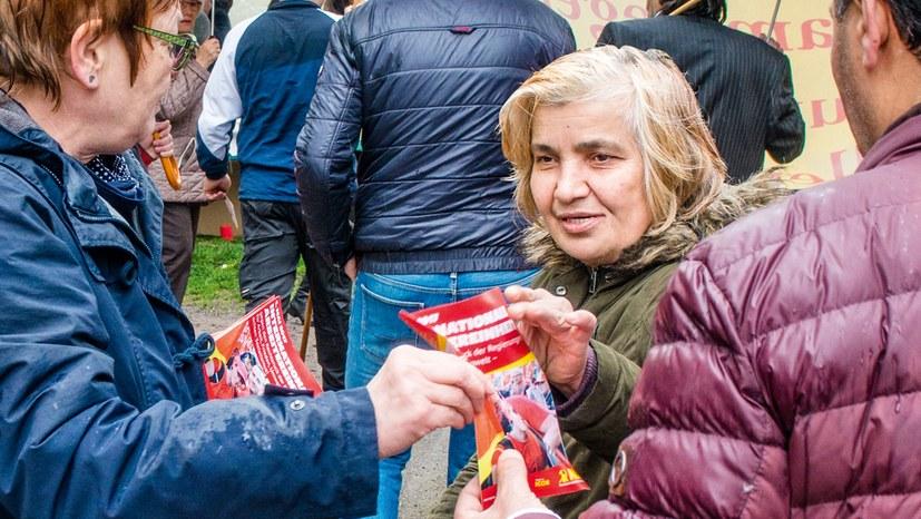 1. Mai 2018: Sozialismus – (k)eine Perspektive?