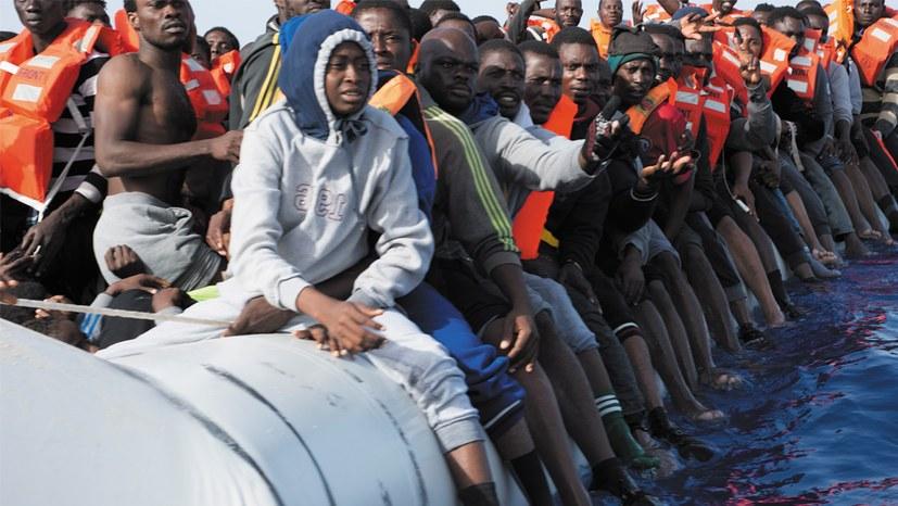 Masterplan für eine kämpferische und fortschrittliche Flüchtlingspolitik