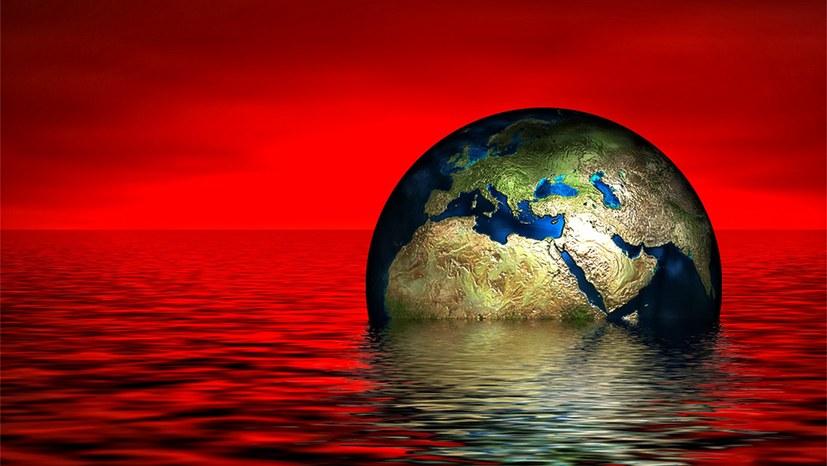 """""""Entweder der Kapitalismus stirbt oder die Mutter Erde"""""""