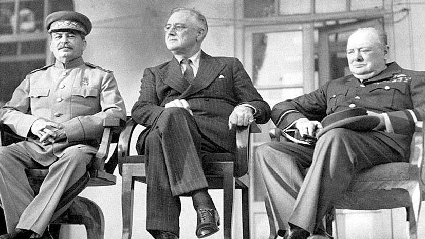 Konferenz Von Teheran