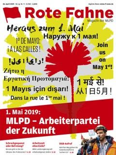 Rote Fahne 09/2019