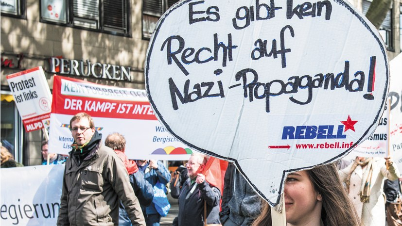 Thüringen-Wahl: Diesmal radikal links!   Liste 16 – Internationalistische Liste/MLPD