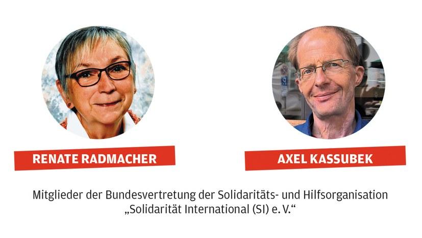 Solidarität und Hilfe – skandalfrei und passgenau