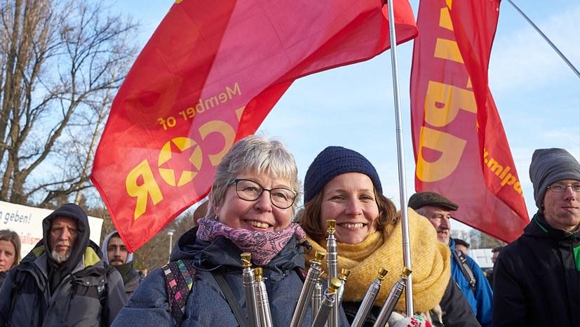 Berlin–Erfurter Krisenchaos – Stärkt die MLPD und das Internationalistische Bündnis!