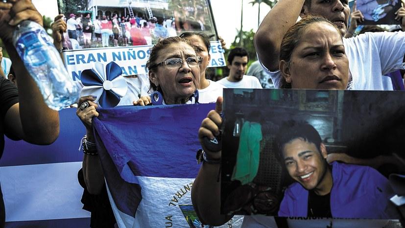 Perspektiven des Befreiungskampfs in Nicaragua