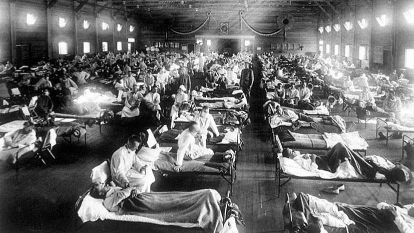 Die Spanische Grippe – eine zensierte Pandemie