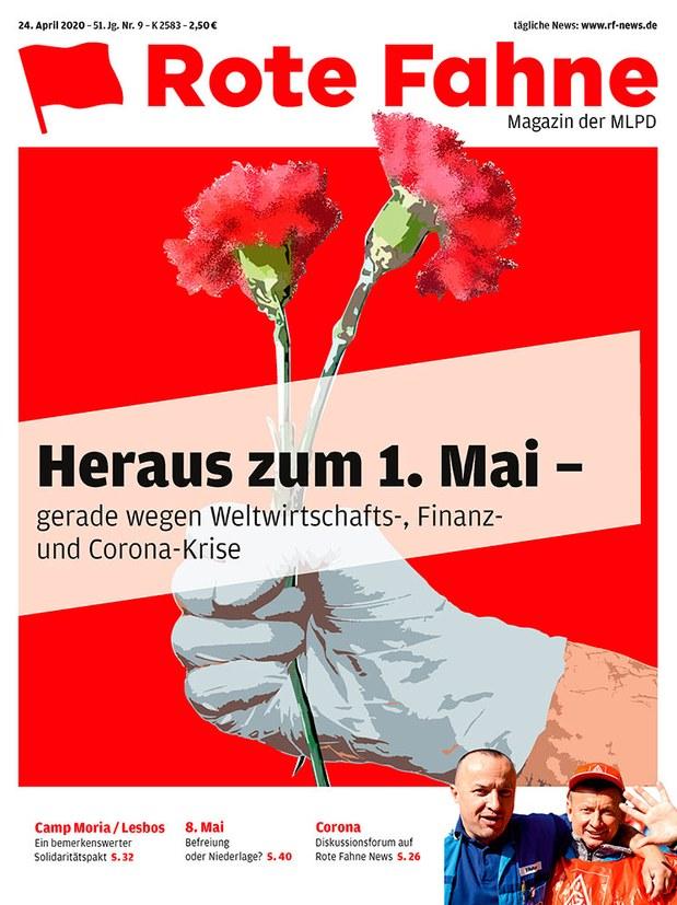 Rote Fahne 09/2020