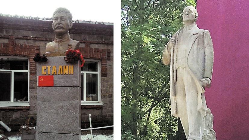 Denkmalpflege an ungewöhnlichen Orten