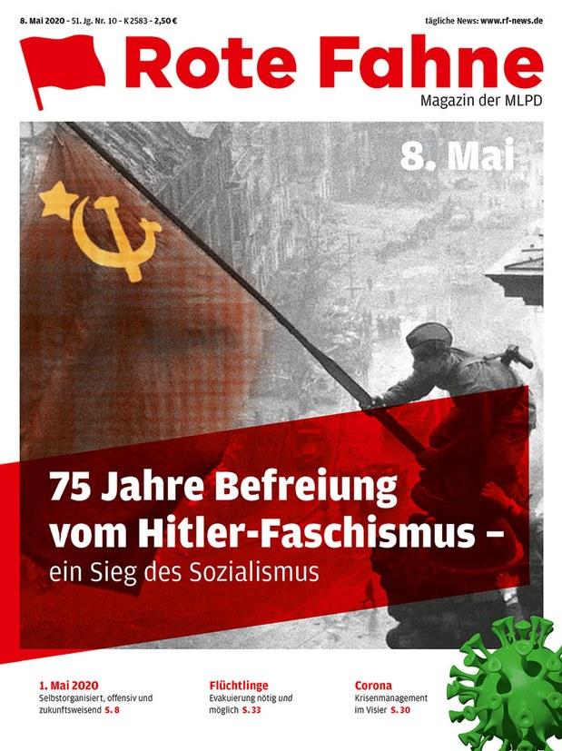Rote Fahne 10/2020