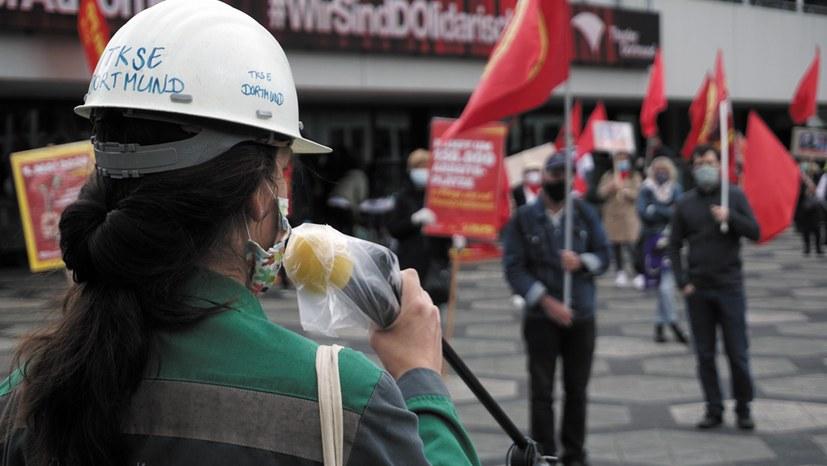 Pandemie stellt neue Anforderungen an die Gewerkschaftsarbeit
