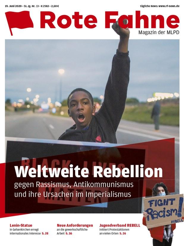 Rote Fahne 13/2020
