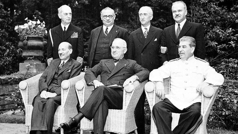 Das Potsdamer Abkommen – Chance für einen demokratischen Neuanfang in Deutschland
