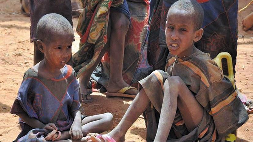 Schamlose Bereicherung – wachsende Armut