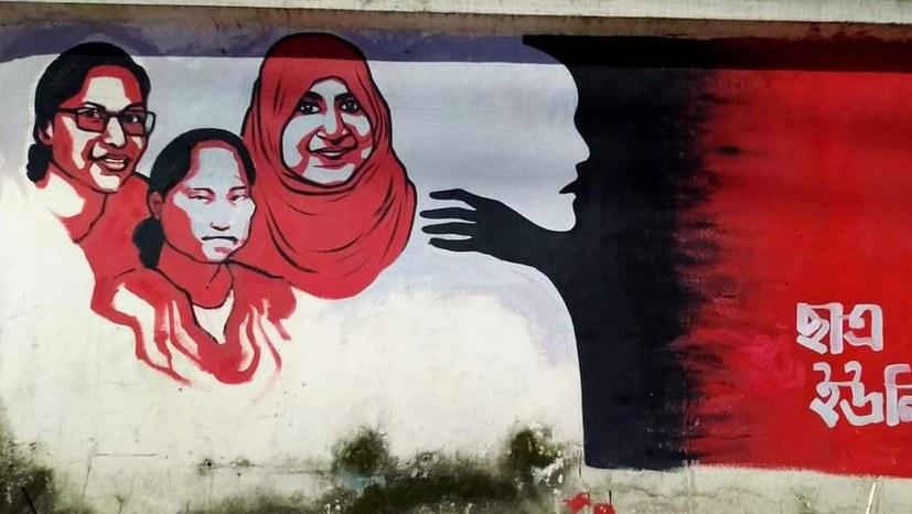 Weltweit bereitet die kämpferische Frauenbewegung den Tag gegen Gewalt an Frauen am 25. November vor – wir auch!