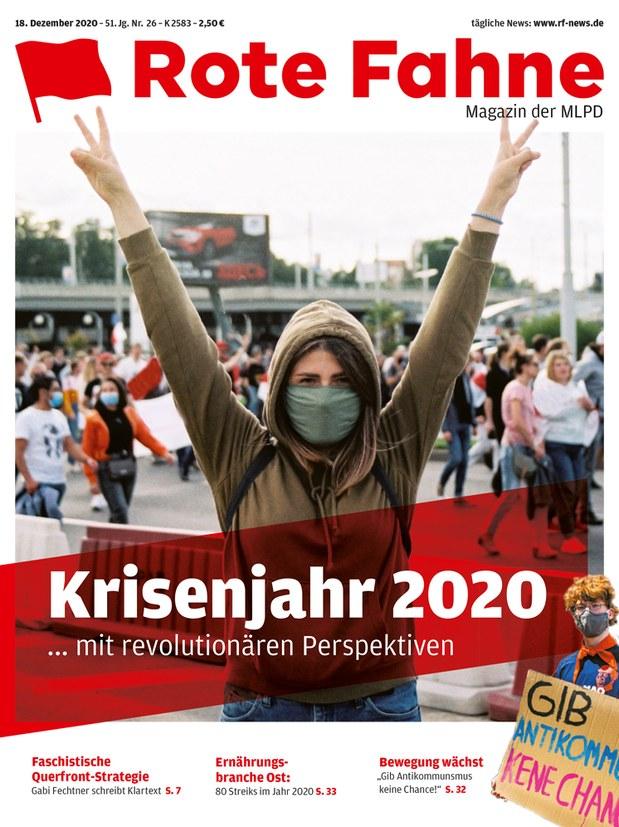 Rote Fahne 26/2020