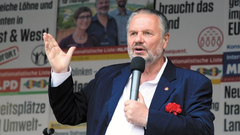 """Kriminalisierung und Diffamierung von Stefan Engel als """"Gefährder"""" muss vom Tisch!"""