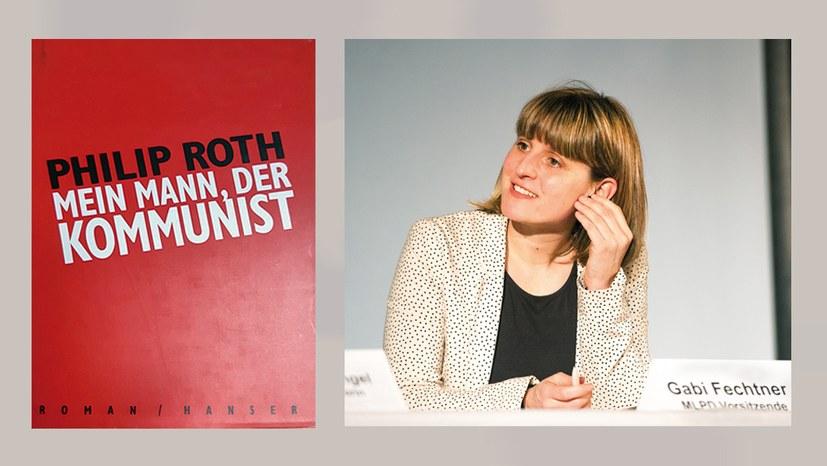 """""""Mein Mann, der Kommunist"""""""