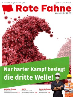 Rote Fahne 04/2021